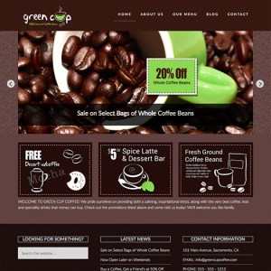 wordpress-coffee-theme