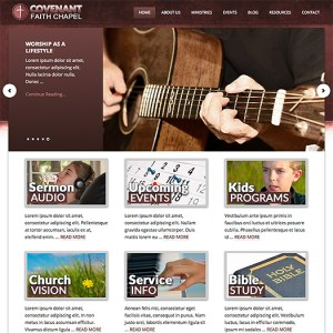 wordpress-genesis-church