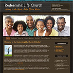 WordPress Church Theme 07