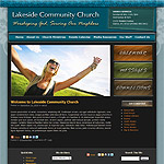 WordPress Church Theme 09