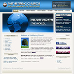 WordPress Church Theme 19