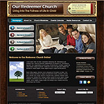 WordPress Church Theme 32