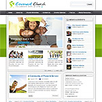 WordPress Church Theme 43