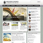 WordPress Church Theme 44