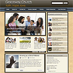 WordPress Church Theme 45