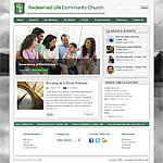 WordPress Church Theme WP51