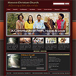 WordPress Church Theme 54