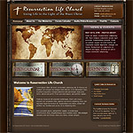 WordPress Church Theme 56