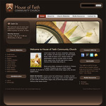 WordPress Church Theme 57
