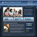 WordPress Church Theme 58